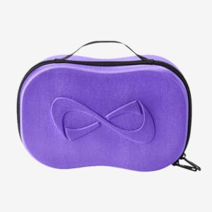 Nfinity Purple Make Up Case