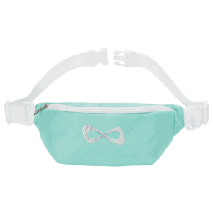 Nfinity Bum Bag Teal Princess