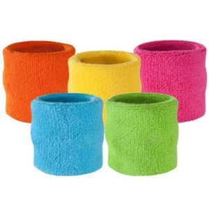 Suddora Wrist Sweatbands (Various Colours)