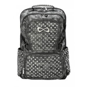Nfinity Studded Camo Backpack