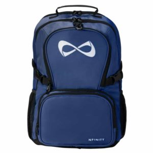 Nfinity Classic Navy Backpack